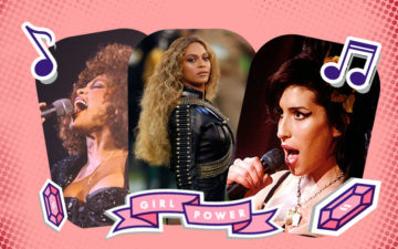 mulheres na música