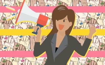 mulheres na política
