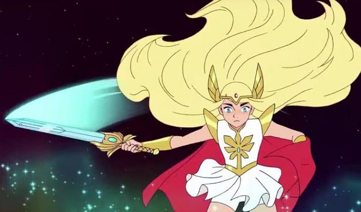 Conheça mais de She-Ra, reboot que chega em novembro na Netflix