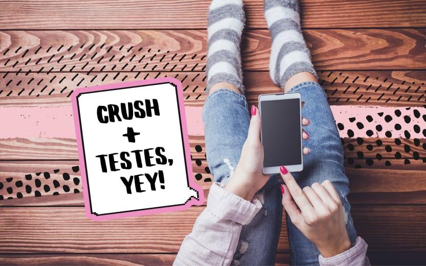 Testes sobre crush