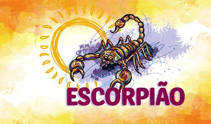 Sol em Sagitário - Escorpião