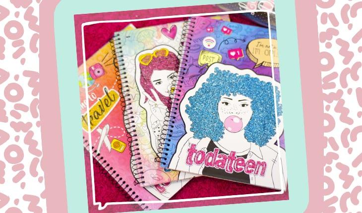 cadernos todateen