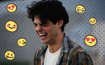 Fotos do Noah sorrindo