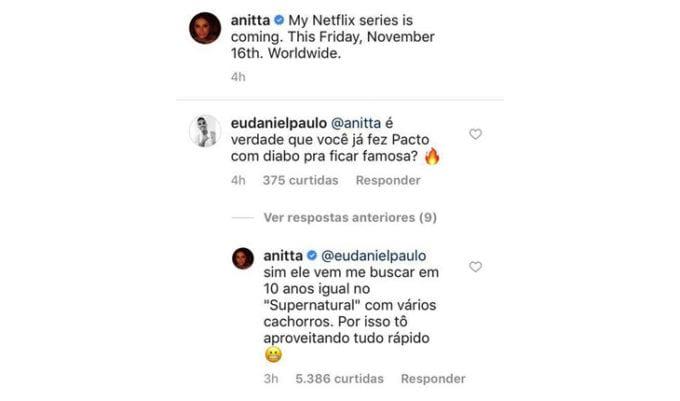 Anitta fez pacto