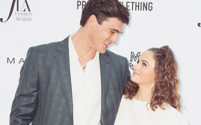 joey king e jacob elordi terminaram