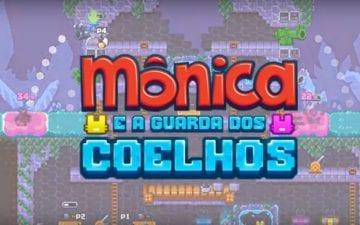 """""""Mônica e a Guarda dos Coelhos"""" vem aí!"""
