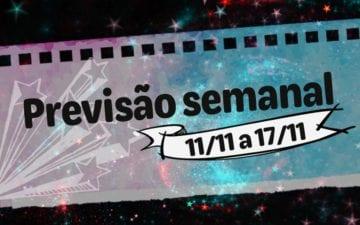 Horóscopo semanal de 11/11 a 17/11: tudo sobre seu signo!