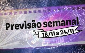 horóscopo semanal de 18/11 a 24/11