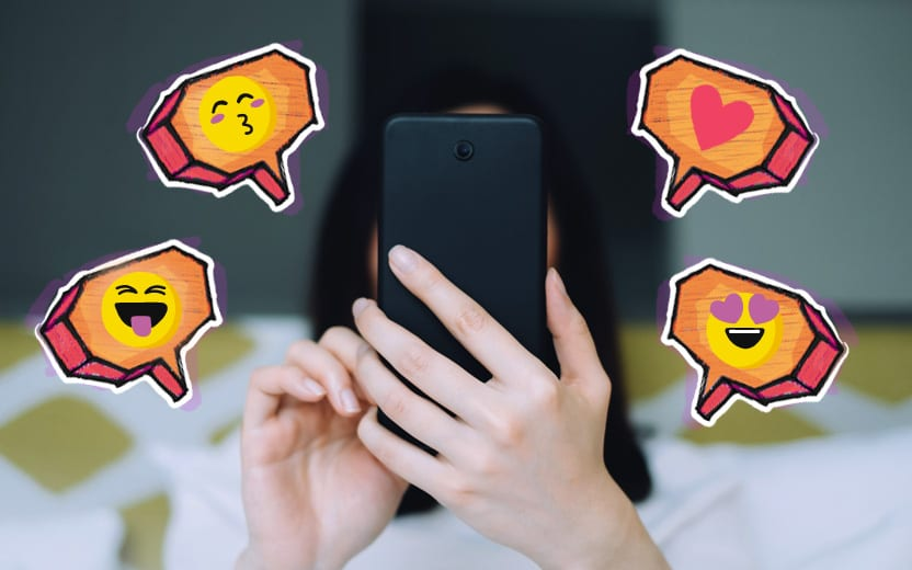 Teste como puxar assunto com o crush