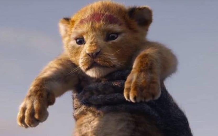 Live action de O rei Leão