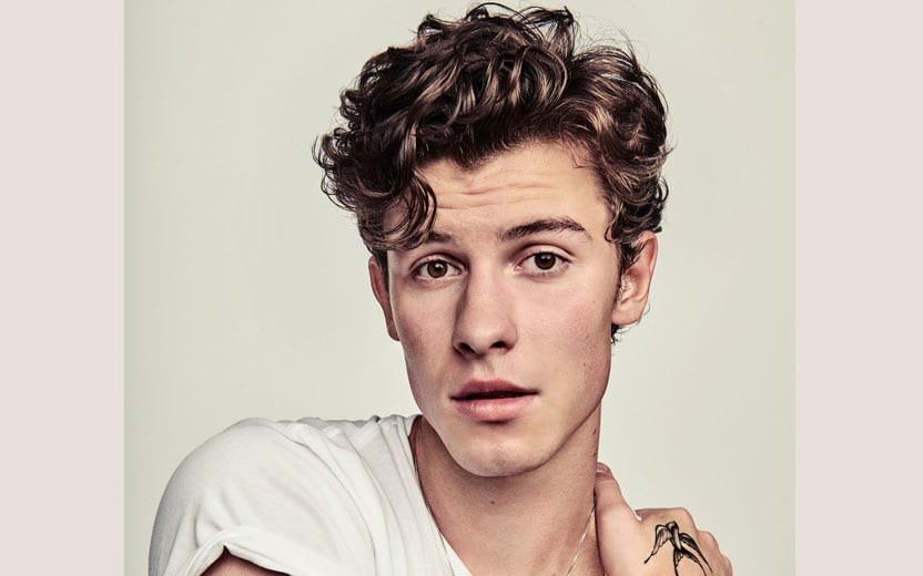 shawn mendes confirma caso com hailey baldwin