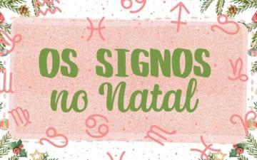 signos no natal