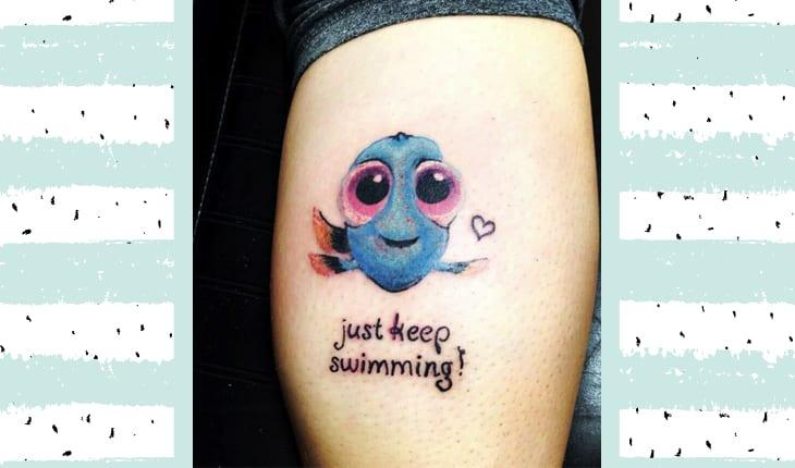 Tatuagem dori