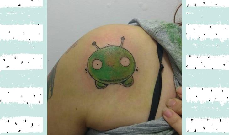 Tatuagem mooncake