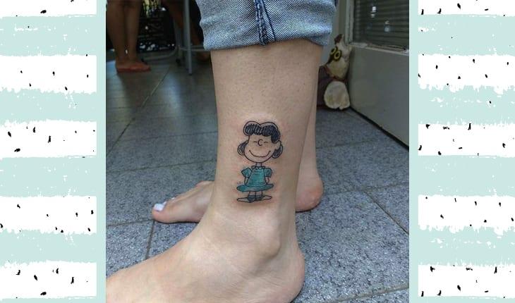 Tatuagem Lucy