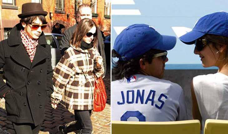 ex-namoradas dos Jonas Brothers