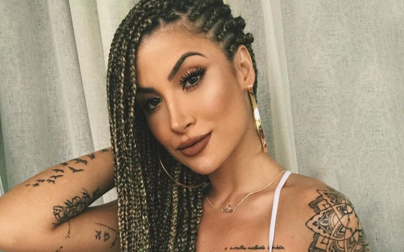 Bianca Andrade criticada