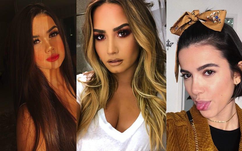 Cabelo de famosa: qual cabelo de famosa te representa?