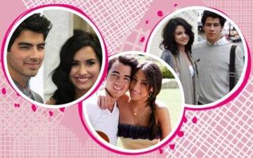 Ex-namoradas dos Jonas Brothers: relembre esses casais