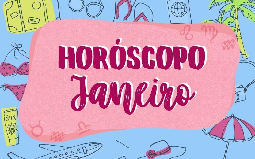 Horóscopo de janeiro
