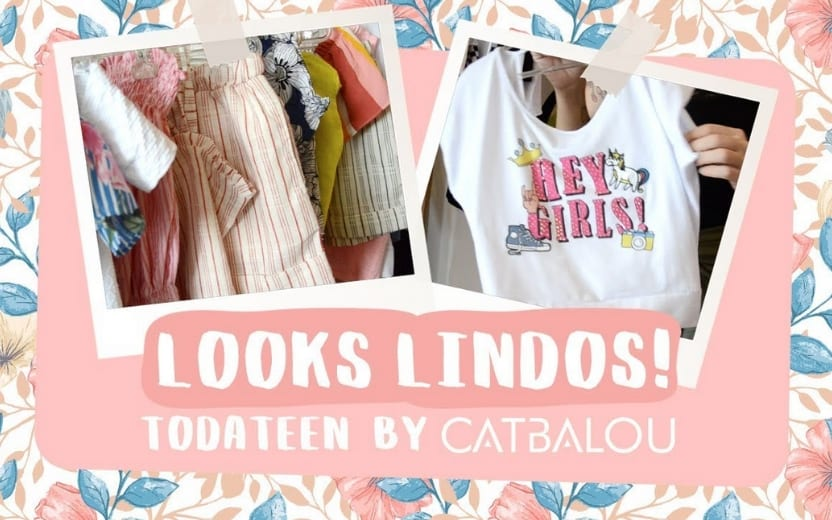 looks todateen by catbalou
