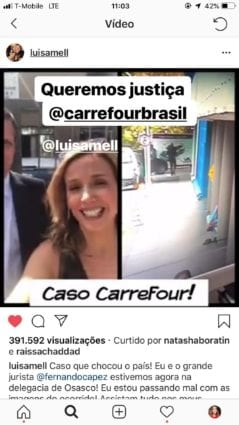 caso do cachorro que foi morto