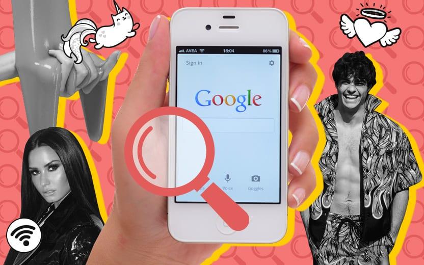 Pesquisas do ano no Google