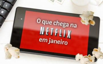 Netflix em janeiro