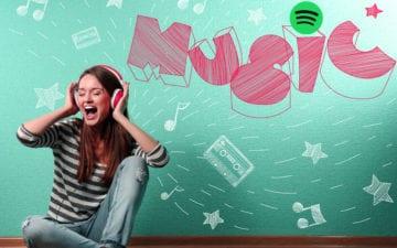 você no Spotify