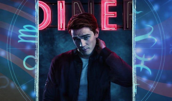 signo dos personagens de Riverdale