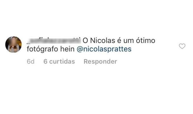 Comentário de Juliana Paiva