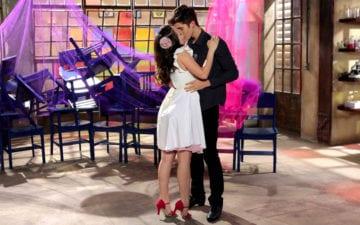 É hoje! Beijo de Mirela e Luca Tuber vai ao ar em As Aventuras de Poliana