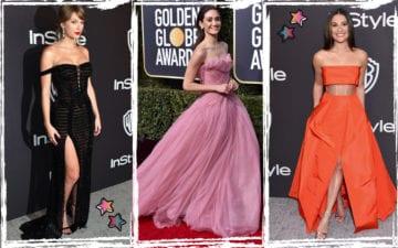 Vestidos do Globo de Ouro