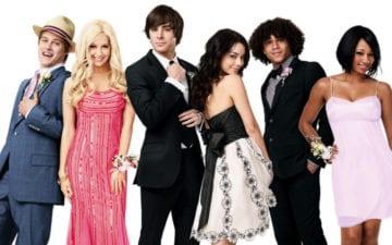 High School Musical na Netflix