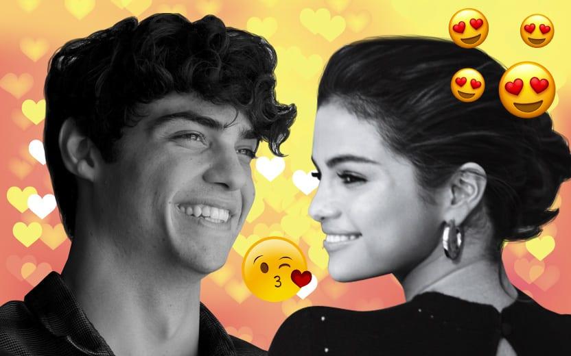 Selena Gomez se apaixonou por Noah Centineo