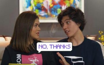 Maisa não usa aliança de namoro