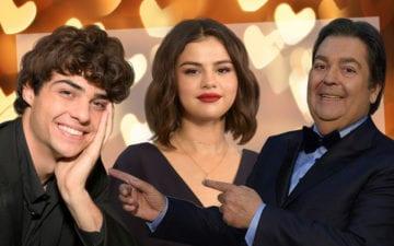 O primeiro encontro de Noah Centineo e Selena Gomez