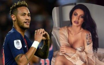 Neymar e Duda Castro estão ficando?