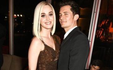 pedido de casamento da Katy Perry