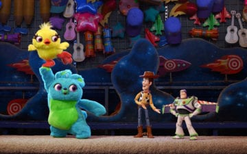 Teaser Toy Story 4
