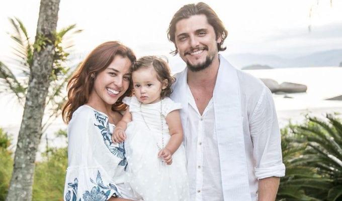 Yanna Lavigne e José Loreto