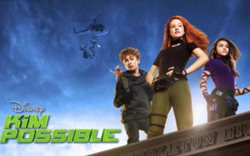 Entrevista com elenco de Kim Possible