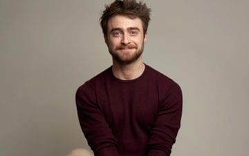 Daniel Radcliffe bêbado