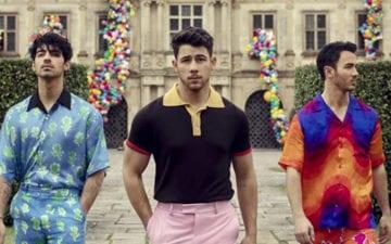 nova música de Jonas Brothers