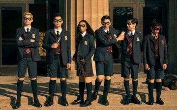 Motivos para assistir The Umbrella Academy da Netflix
