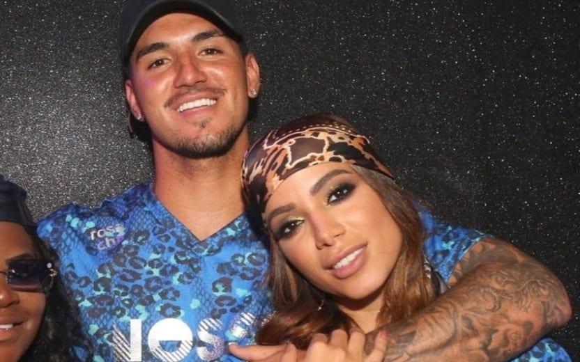 Anitta e Gabriel Medina