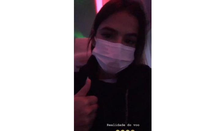 Bruna Marquezine está doente
