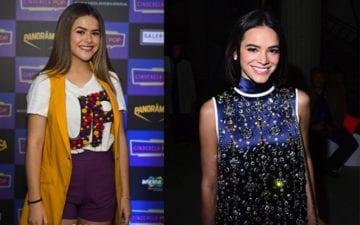 Bruna Marquezine e Maisa