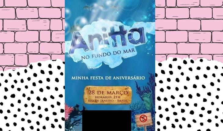 26 anos da Anitta