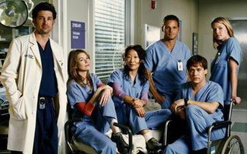 Grey's Anatomy na Netflix